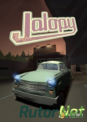 Jalopy( Excalibur Games) (ENG) [RePack] by BreX