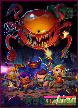 Enter The Gungeon: Collector's Edition (Devolver Digital) (ENG+RUS) [Steam-Rip] от Let'sРlay через torrent