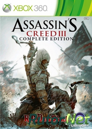[FULL][DLC] Assassin's Creed III Complete Edition [RUSSOUND] (Релиз от R.G.DShock)