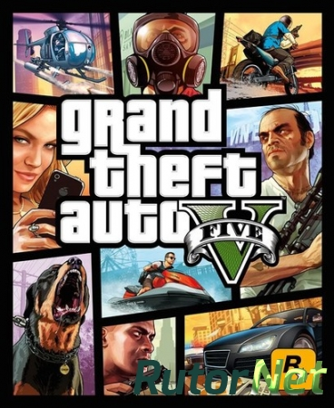 GTA 5 / Grand Theft Auto V - Redux [v 1.0.1180.1] (2015) PC | RePack от =nemos=