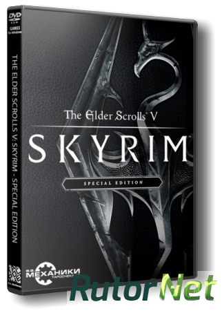 The Elder Scrolls V: Skyrim - Special Edition [v 1.5.39.0.8] (2016) PC | RePack от SpaceX
