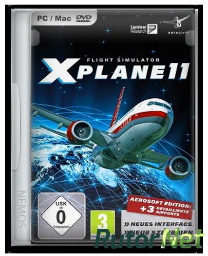 X-plane 10 торрент скачать