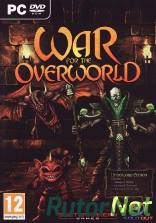 War for the Overworld: Anniversary Collection [v 1.6.66f6 + DLCs] (2015) PC | Лицензия