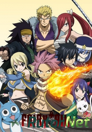 Fairy Tail [21.04.17] (Esprit Games) (RUS) [L]