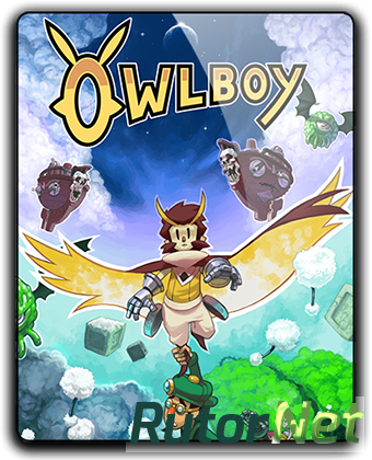 Owlboy - The Collector's Edition (D-Pad Studio) (RUS|ENG) [L|GOG]