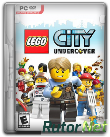 LEGO City Undercover [Update 1] (2017) PC | RePack от qoob