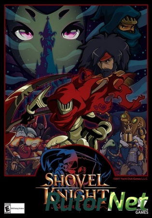 Shovel Knight: Specter of Torment [v3.0A] (2017) PC | RePack от GAMER