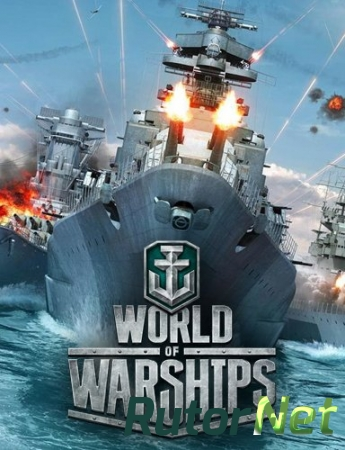 World of Warships [11.04.17] (2015) PC | Online-only