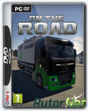 On The Road - Truck Simulation (Aerosoft GmbH) (ENG) [Repack] от Other s