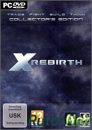 X Rebirth Collector's Edition [v 4.10] (2013) PC | Пиратка