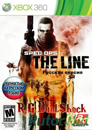 [FULL] Spec Ops The Line [RUSSOUND] (Релиз от R.G.DShock)