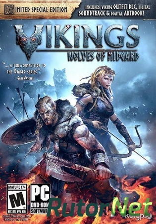 Vikings - Wolves of Midgard [v 1.05] (2017) PC | RePack от xatab