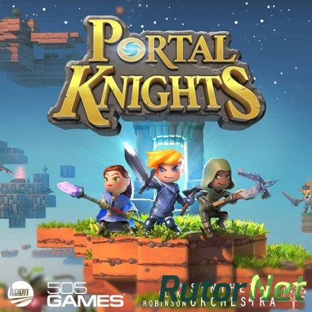Portal Knights [v 1.2.2 + 6 DLC] (2017) PC | RePack от qoob