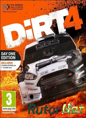 DiRT 4 (Codemasters) (ENG|MULTi6) [L] - RELOADED
