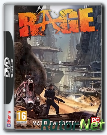 Rage: Anarchy Edition (2011) PC | RiP от R.G. Механики