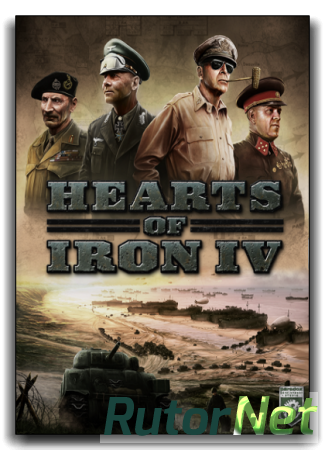 Hearts of Iron IV: Field Marshal Edition [v 1.5.2 + DLC's] (2016) PC | Re