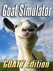 Goat Simulator: GOATY Edition (2014) PC | RePack от qoob