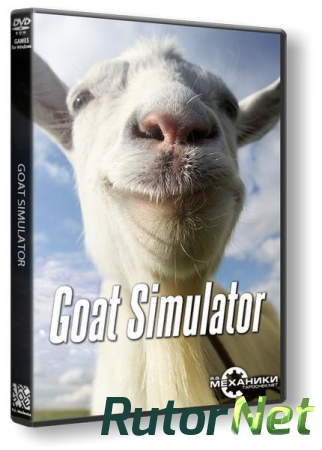 Симулятор Козла / Goat Simulator [v 1.5.58533 + 4 DLC] (2014) PC | Лицензия