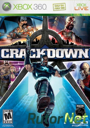 [FULL][XBL-BUILD] Crackdown [ENG] (Релиз от R.G. DShock)