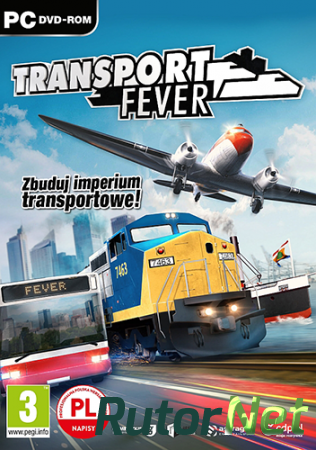 Transport Fever [Build 14085] (2016) PC | Лицензия