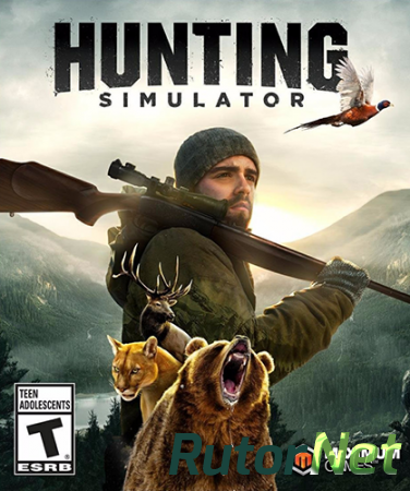 Hunting Simulator [v 1.1 + DLC] (2017) PC | Repack от xatab