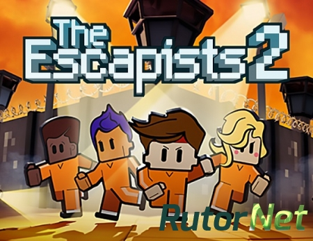 The Escapists 2 [v 1.1.4 + 3 DLC] (2017) PC | RePack от qoob