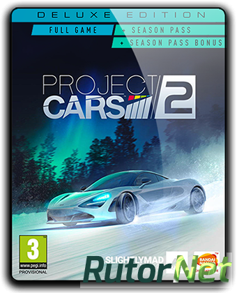 Project CARS 2: Deluxe Edition (2017) PC | RePack от VickNet