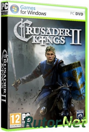 Крестоносцы 2 / Crusader Kings 2 [v 2.7.2] (2012) PC | RePack