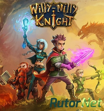 Willy-Nilly Knight (Double Dice Games) (RUS-ENG-MULTI-4) [L] - PLAZA