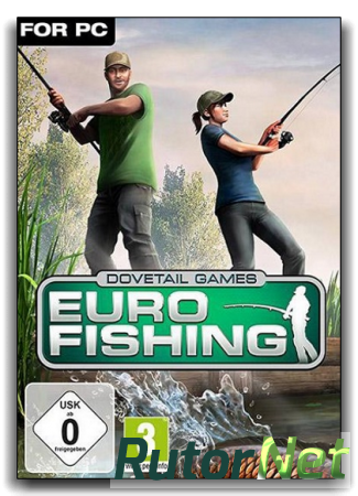 Euro Fishing: Urban Edition [+ 4 DLC] (2015) PC | Лицензия