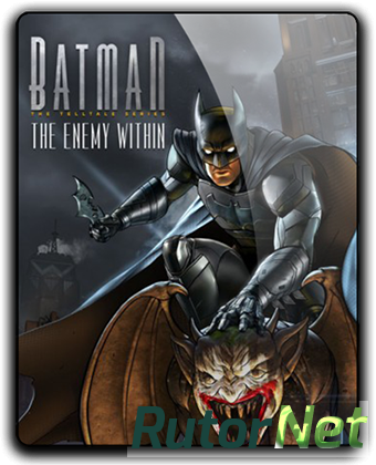 Batman: The Enemy Within - Episode 1-4 (2017) PC | RePack от qoob