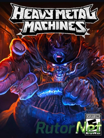 Heavy Metal Machines [b.0.0.0.597] (2017) PC | Online-only