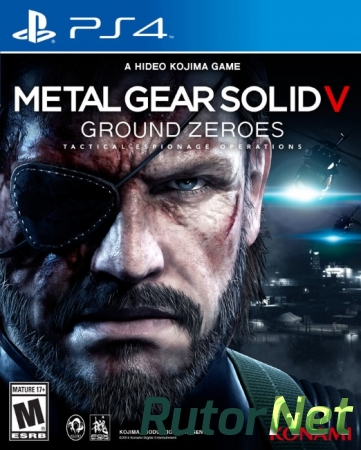 Metal Gear Solid V: Ground Zeroes [EUR/RUS]