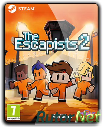 The Escapists 2 [v 1.1.4 + 3 DLC] (2017) PC | RePack