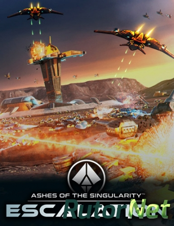 Ashes of the Singularity: Escalation (ENG) [Repack] by FitGirl