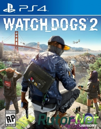 (PS4)Watch Dogs 2 [EUR/RUS]