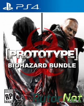 (PS4)Prototype Biohazard [USA/ENG]