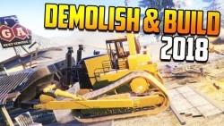Demolish & Build 2018 (PlayWay S.A.) [2018,ENG,L]