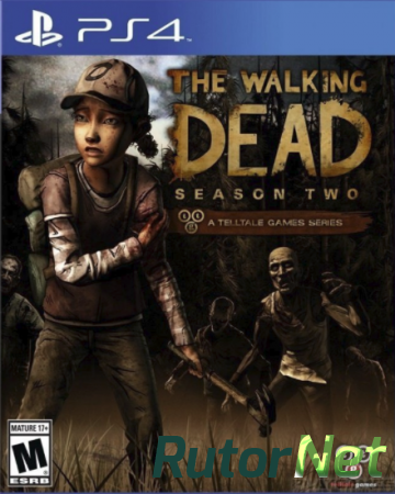 The Walking Dead: Season Two [USA/ENG] (PS4)
