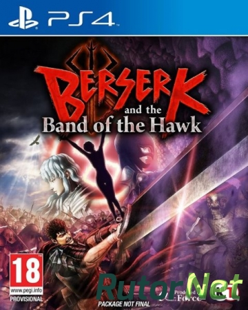 Berserk and the Band of the Hawk [EUR/ENG] (PS4)