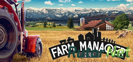 Farm Manager 2018 (2018) PC | RePack от xatab