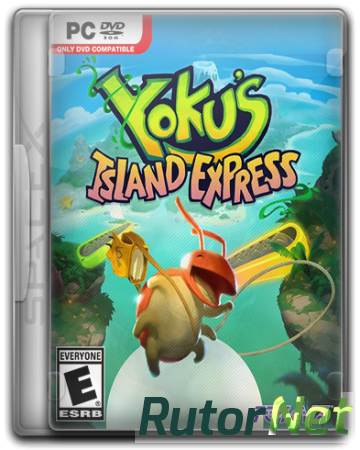 Yoku's Island Express (2018) PC | Лицензия