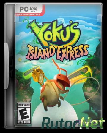 Yoku's Island Express (2018) PC | Лицензия