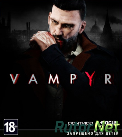 Vampyr (2018) PC | RePack от R.G. Механики